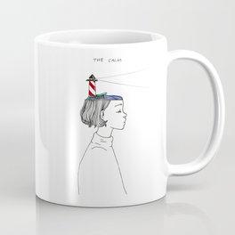 The Chaos and The Calm Coffee Mug