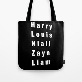 One direction. Tote Bag