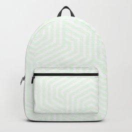 Honeydew - heavenly - Minimal Vector Seamless Pattern Backpack