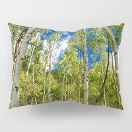 Aspen Trees Pillow Sham