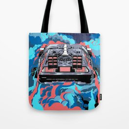 Back to the Future 2 (BTTF 2) Tote Bag