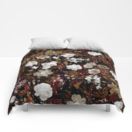Christmas Garden Comforters