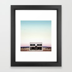 Marfa Texas Framed Art Print