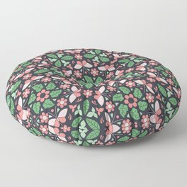 Floral_Relish_09b Floor Pillow