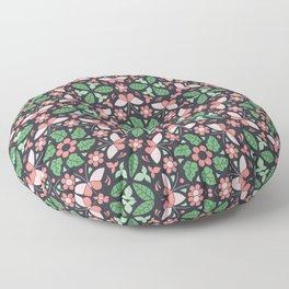 Floral_Relish_09b Floor Pillow