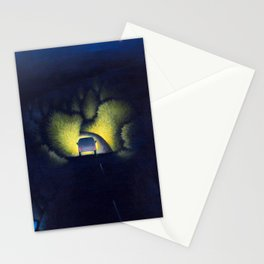 Headlights Stationery Cards