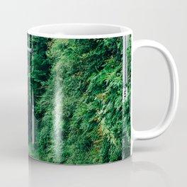 Tunnel Train Coffee Mug