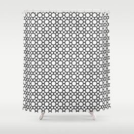 dcrtiv prducts Shower Curtain