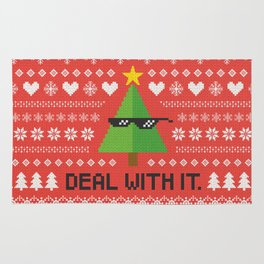 Deal with It. Rug
