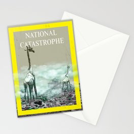 National Catastrophe Stationery Cards