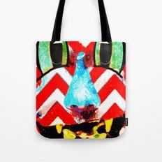 Boxface #2 Tote Bag