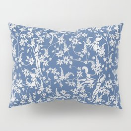 Papercut Garden - Small Pillow Sham