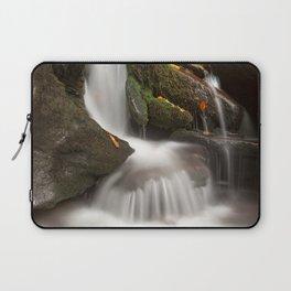 Crescent Crater Falls Laptop Sleeve