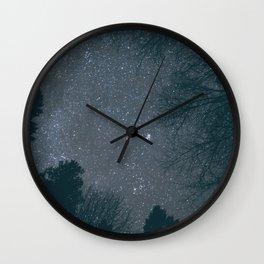 Stars V Wall Clock