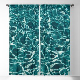 Water Pool Blackout Curtain