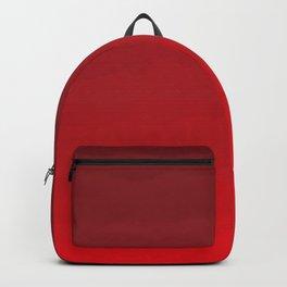 Glowing Garnet Gradient Backpack