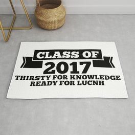 Class of 2017 Rug