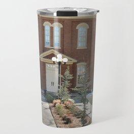 Cherokee Nation - Capitol in Tahlequah, No. 2 of 3 Travel Mug