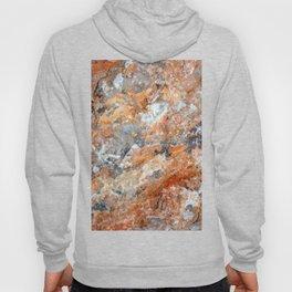 Rusty Rock Textures 47 Hoody