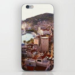 Split iPhone Skin