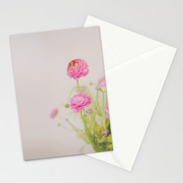 . florets . Stationery Cards