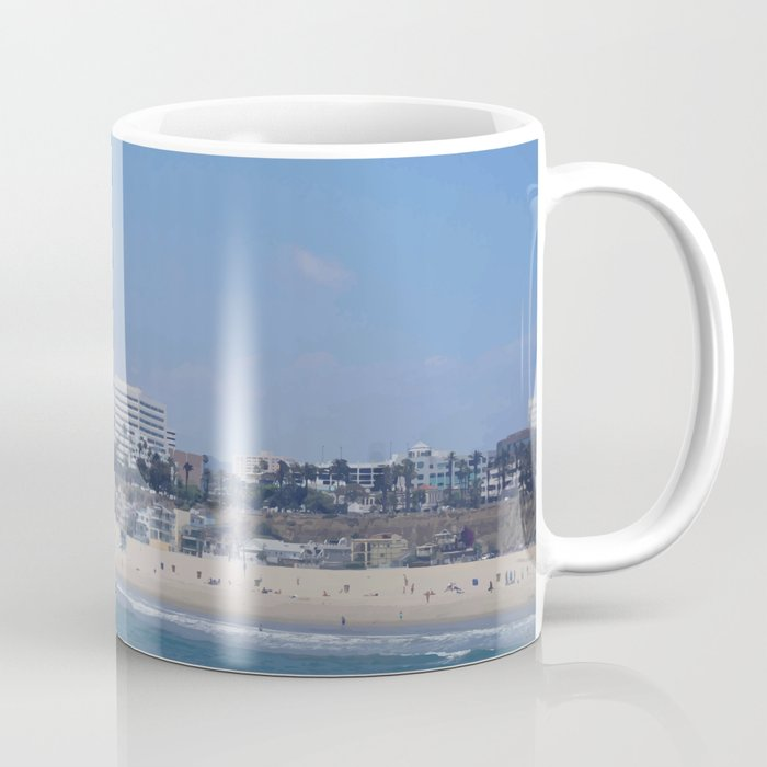 Santa Monica I Coffee Mug