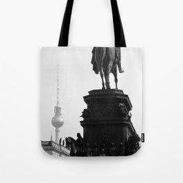 Berlin BW Tote Bag
