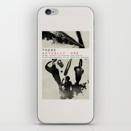 Things of heaven and Earth iPhone Skin