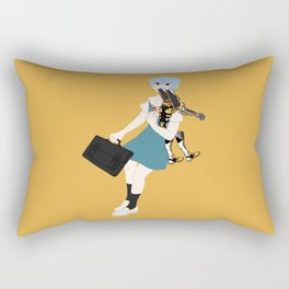00 Rei Ayanami Rectangular Pillow