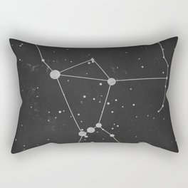 Orion Constellation 'The Hunter' Rectangular Pillow