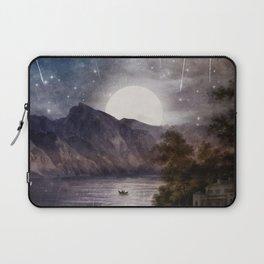 Love under A Wishing Star Sky Laptop Sleeve