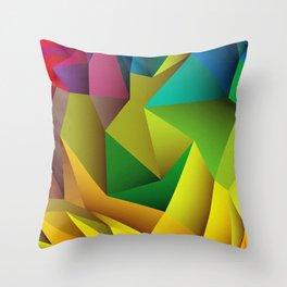 Summer Soulstice 2012 Throw Pillow