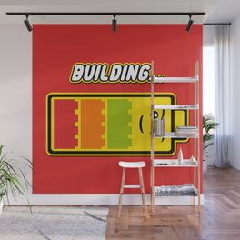 Charge your imagination! Wall Mural