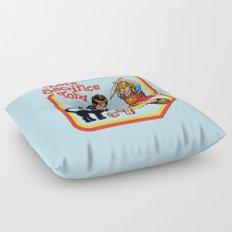 LET'S SACRIFICE TOBY Floor Pillow
