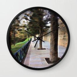 Gavriel's Path Wall Clock
