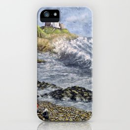 Mumbles Point iPhone Case