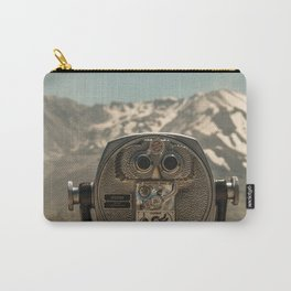 Turn To Clear View Carry-All Pouch