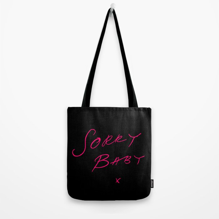 Sorry Baby x Tote Bag