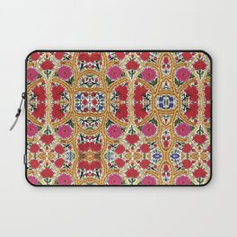 Spanish Flowers Laptop Sleeve