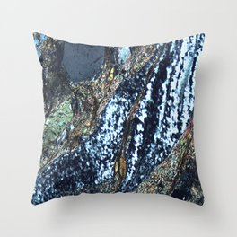 Natural deformation Throw Pillow