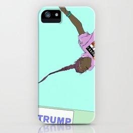 #inktober2016:jump iPhone Case