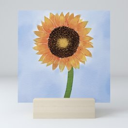 Sunflower Mini Art Print