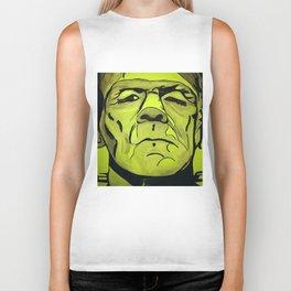 Frankenstein - Halloween special! Biker Tank