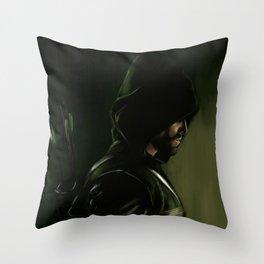 The Arrow Throw Pillow