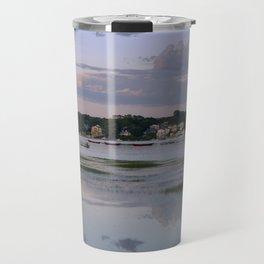 Annisquam river reflections #2 Travel Mug
