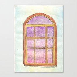 Windows 2016 Canvas Print