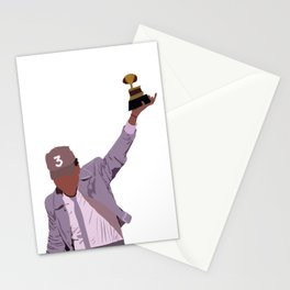 Chance the Rapper - Grammy Stationery Cards