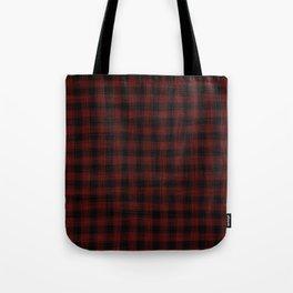 FrostburgPlaid 01 Tote Bag