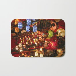 Turkish Grand Bazaar Bath Mat