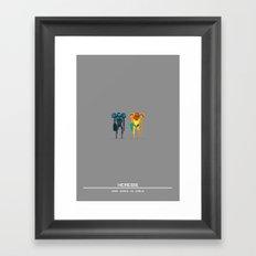 Nemesis Framed Art Print